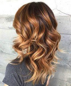 Пример биозавивки волос 1