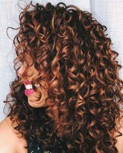 Пример биозавивки волос 2