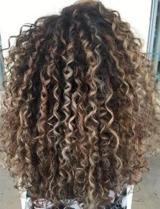 Пример биозавивки волос 4