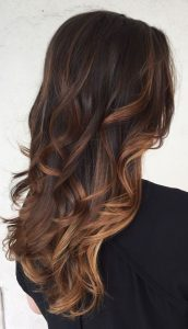 Пример биозавивки волос 5