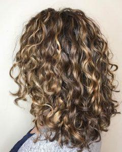 Пример биозавивки волос 6
