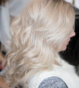мелирование волос, фото работ