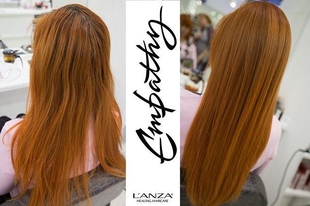 восстановление волос в салоне