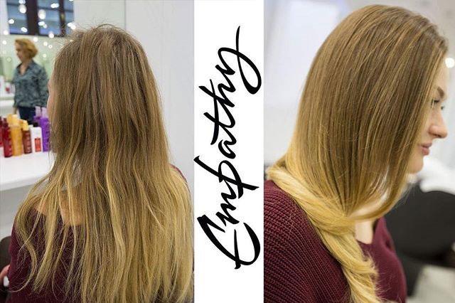восстановление волос в «Ланза Эмпатия»