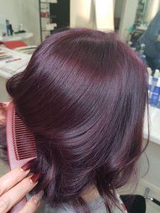 Пример восстановления волос 6