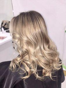 Пример восстановления волос 5