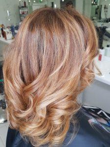Пример восстановления волос 3