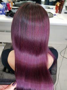 Пример восстановления волос 2