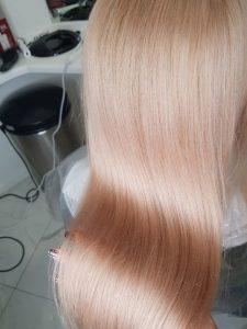 Пример восстановления волос 1