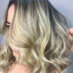 Калифорнийское мелирование волос в салоне
