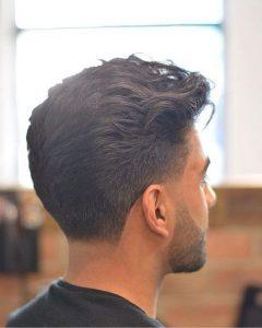 Пример мужской стрижки 6