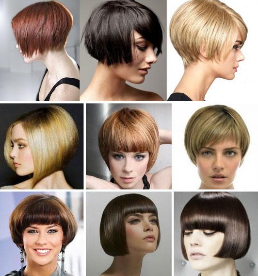 Женские стрижки на короткие волосы 2017 фото с названиями