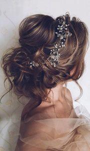 Пример свадебной прически 6