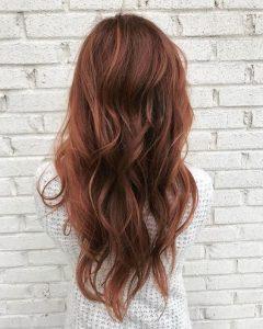 Пример смывки волос 4