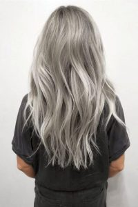 Пример смывки волос 3