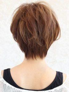 Пример смывки волос 1
