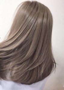 Пример смывки волос 8