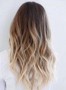 Пример смывки волос 6
