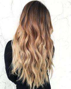 Пример смывки волос 5