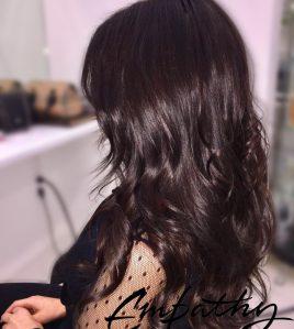 Профессиональное окрашивание длинных волос