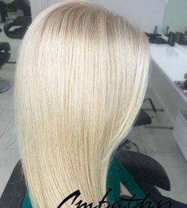 блондирование